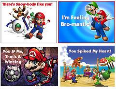 Mario Valentines