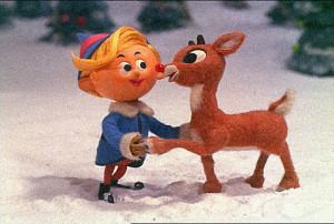 rudolph the red nosed reindeer characters hermey the elf rudolph ...