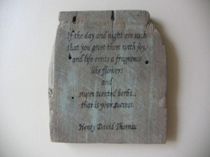 Old Barn Wood with Quote Sign by HappyValleyHerbs on Etsy, $18.00