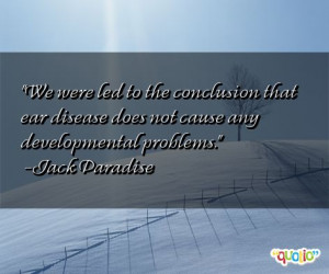 developmental quotes follow in order of popularity. Be sure to ...