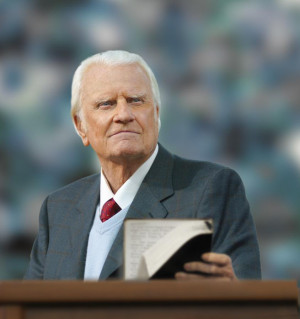... Billy Graham Evangelistic Association web site, it has been quietly