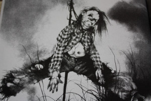 damn mr gammell you are one sick and twisted genius
