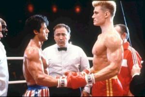 pas, cet épisode sert a rien, développe la vie conjugale de Rocky ...