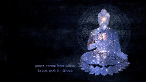 inner peace by hanciong