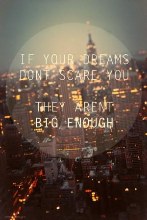 motivational quotes dream