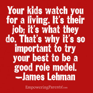 Role Models Funny Quotes