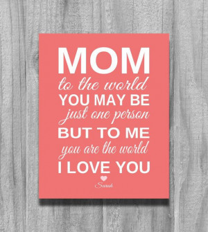 20 Thankful Quotes for Mother's Day