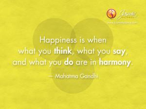 jasmin balance insprational quote by mahatma gandhi