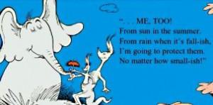 Dr Seuss Horton Hears A Who Book Quotes Horton Hears a Who