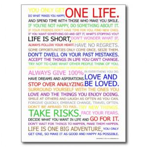 life_manifesto_color_poster_postcard-rda6d076e103f4cdda1ccbf001d683a86 ...