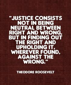 Tag Archives: quotes about justice and mercy