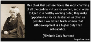 More Elizabeth Cady Stanton Quotes