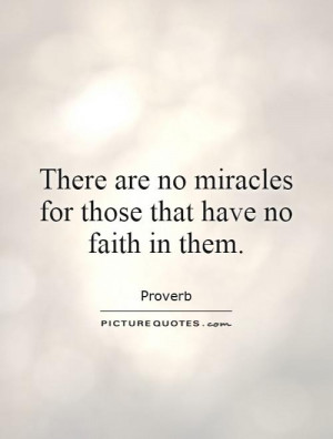 people without faith in themselves cannot survive