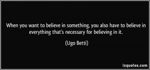 More Ugo Betti Quotes