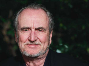 Inspirational Quote from Wes Craven: A lot of life is...