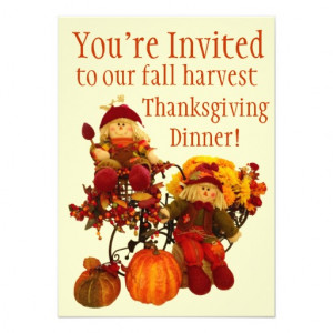File Name : fall_harvest_thanksgiving_dinner_invitations ...