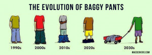 The Evolution Baggy Pants