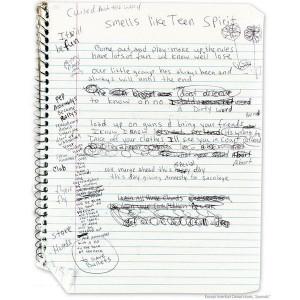 Nirvana Lyrics liked on Polyvore