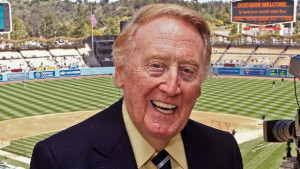 VIN SCULLY: WHY PHILLIES' SANDBERG COULDN'T TAKE IT ANYMORE!