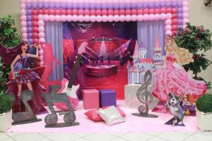 Barbie - A Princesa e a Pop Star - Princesa 2 em 1 - Keira - X8759 ...
