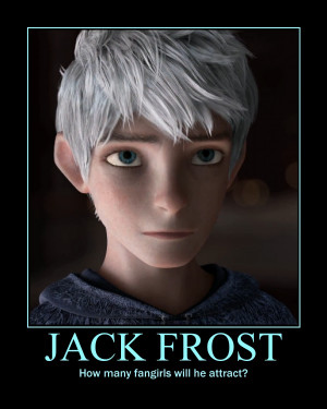2000 Pageviews Thank You: Jack Frost by Onikage108