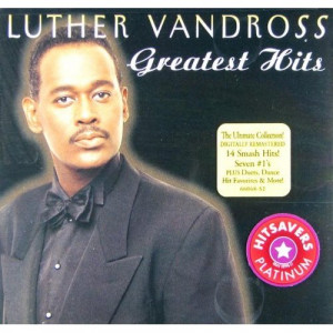 Luther Vandross Greatest Hits