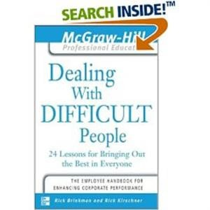 dealing with difficult people quotes funny