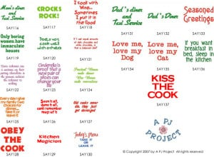 Country Kitchen Quotes and Sayings