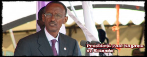 ... years after the Genocide President Paul Kagame of Rwanda – my Take
