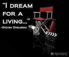 dream for a living.