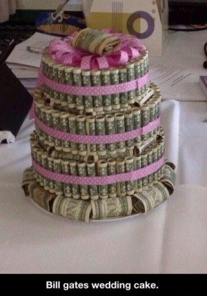 Funny Wedding Cake Sayings