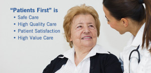 ... Clinic defines our patient experience as putting