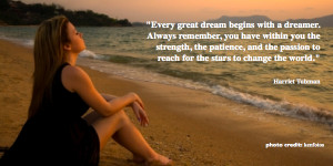 "It is a great quotes in inspirational quotes . ""Every great dream ..."