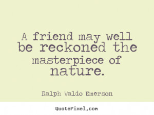friendship quote poster design your own quote picture here