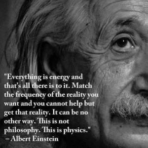Albert Einstein: