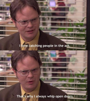 The Office Season 5 Quotes - Frame Toby - Quote #2177