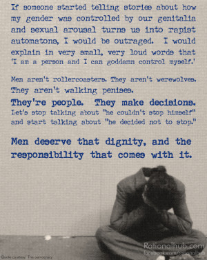 Rape Quotes Tumblr On rape apologism and victim