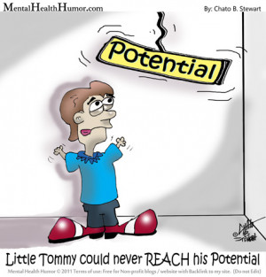 ... to reach sign title little tommy could never reach his potential