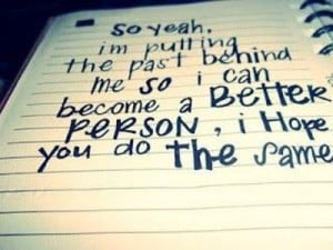 Quotes About Being A Better Person Becoming a better person