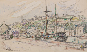 Paul Signac Pin Bertaud