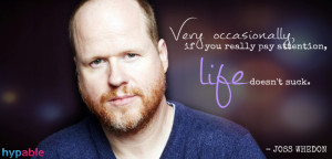 Happy birthday, Joss Whedon: 7 quotes about writing and life