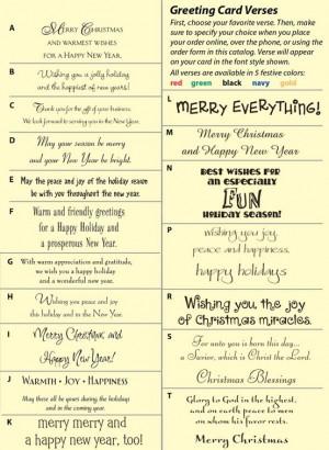 FREE printable Christmas card sentiments! by kershnee.pillay.7
