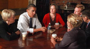 Obama lends a hand to Democrat in tight race