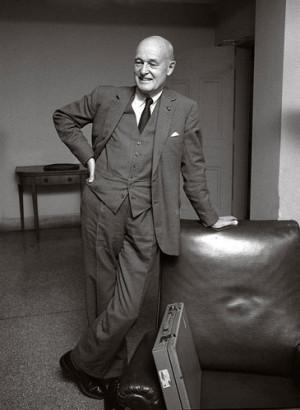 George F Kennan in 1969 Credit Eddie Hausner The New York Times