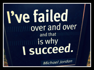 Failure is key to Success