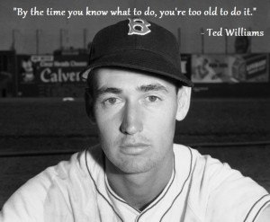 Ted Williams Quotes Ted williams