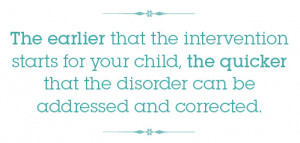 Speech Therapy Quotes Kids Your child s age and
