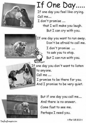 Friend I Need You : Friendship Quote