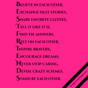 best friends sayings quote