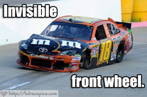 Funny Nascar Picture Viral...